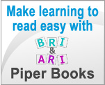 Piper Books Learn to read
