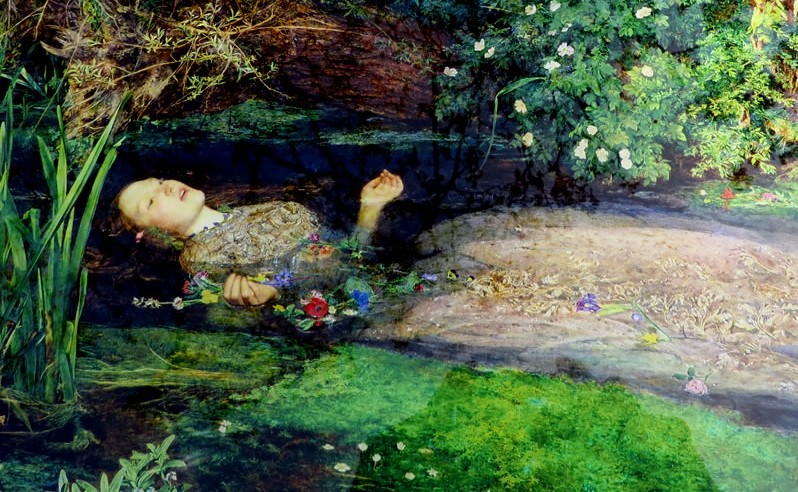 Ophelia Hogsmill River Surrey