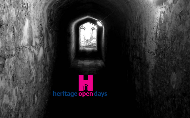 Heritage open days Coombe Conduit