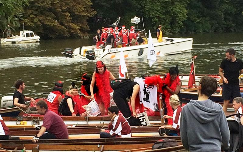 Great River Race Ham