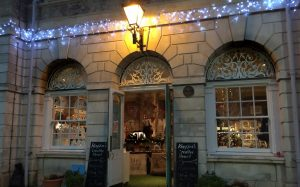 Kingston Market House Christmas