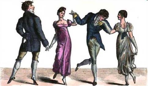 Mrs Bennet's Ballroom