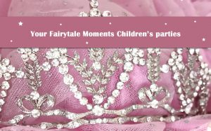 Princess parties for children in Kingston and Surrey
